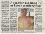 Iskcon Malawi - Sunday Times Article